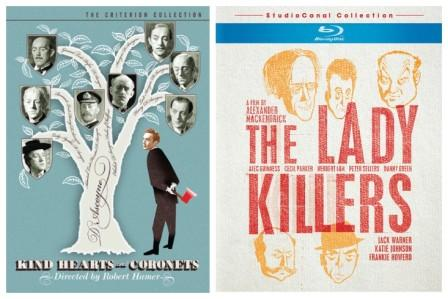 Kind Hearts and Coronets vs The Ladykillers