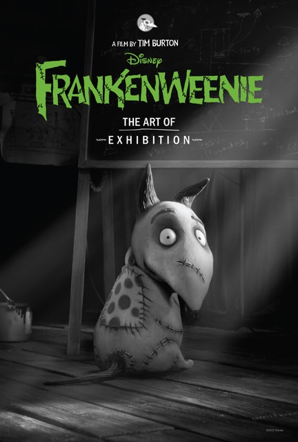 Frankenweenie-Poster