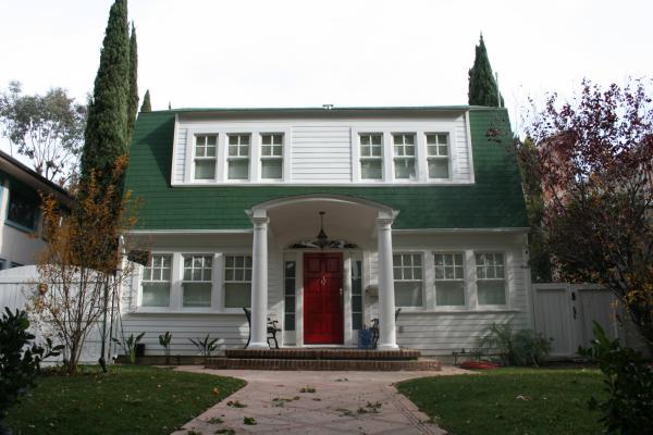 The House on Elm Street