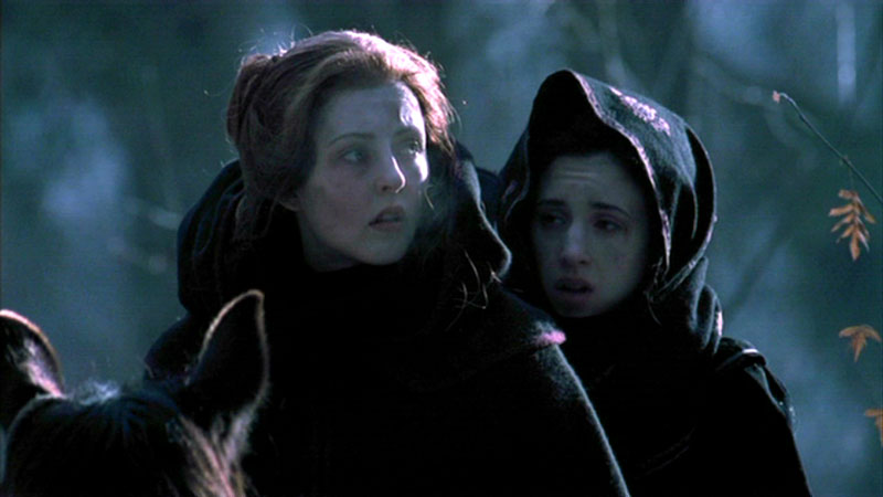 Tempting Trouble's Tales: Ginger Snaps Back