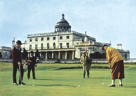 goldfinger golf