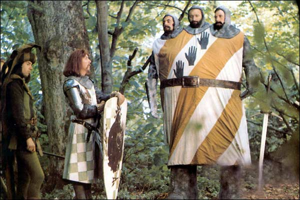 monty python and holy grail