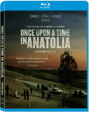 once upon a time in anatolia bluray cover
