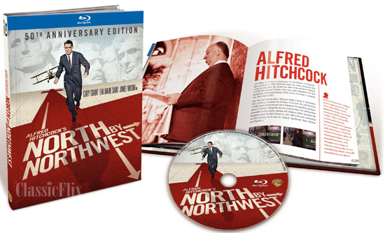 north by northwest bluray