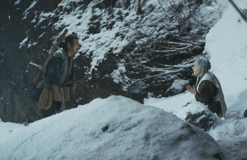 the ballard of NARAYAMA