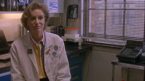 Jane Lynch the fugitive