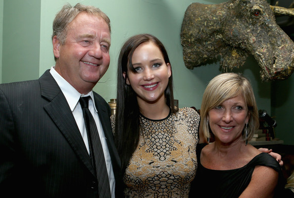 Jennifer Lawrence parents