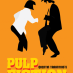 pulp fiction poster 3