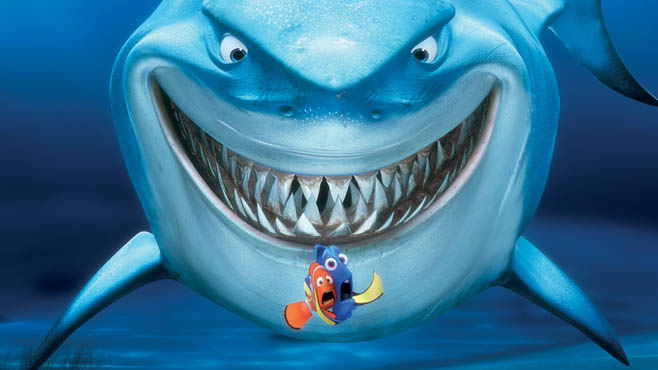 Interesting things about finding nemo nothing special for Big fish theory vinyl