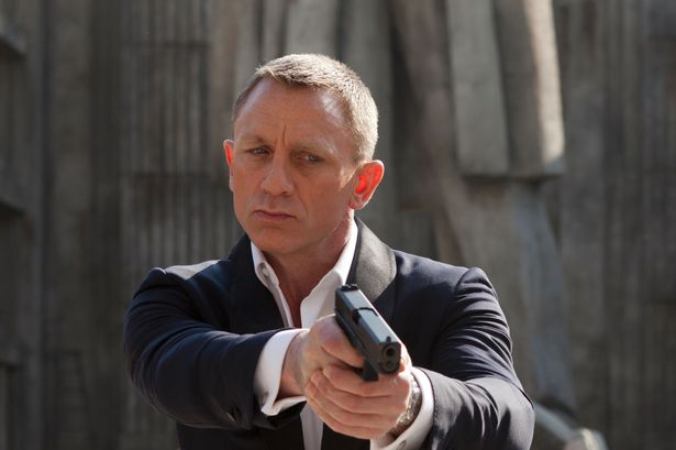 Skyfall james bond codename