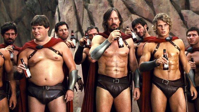 300 спартанцев,cosplay