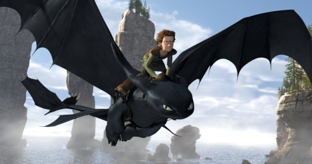 imdb how to train your dragon series