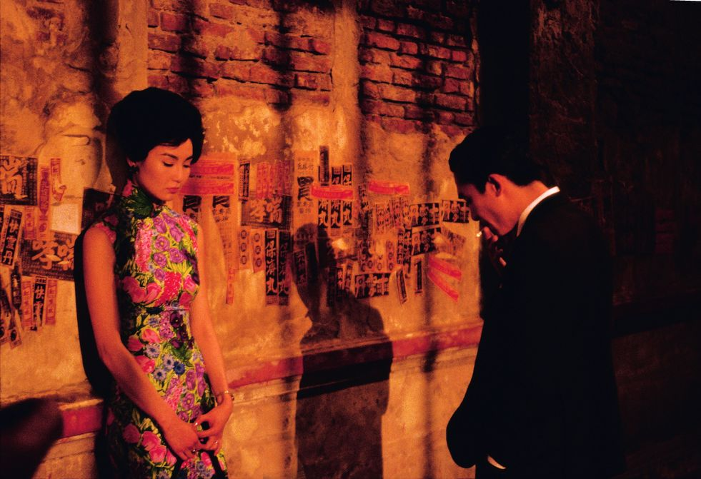 waong kar wai a top view The peerless style of chinese director wong kar-wai  his movies offer some of  the best-dressed characters in modern cinema history  here wong shows us  the simplest way to dress down a tie: mix and match colors and.