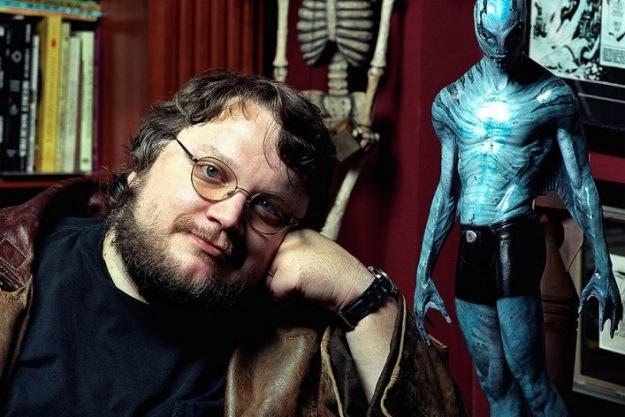 Resultado de imagem para Guillermo del Toro