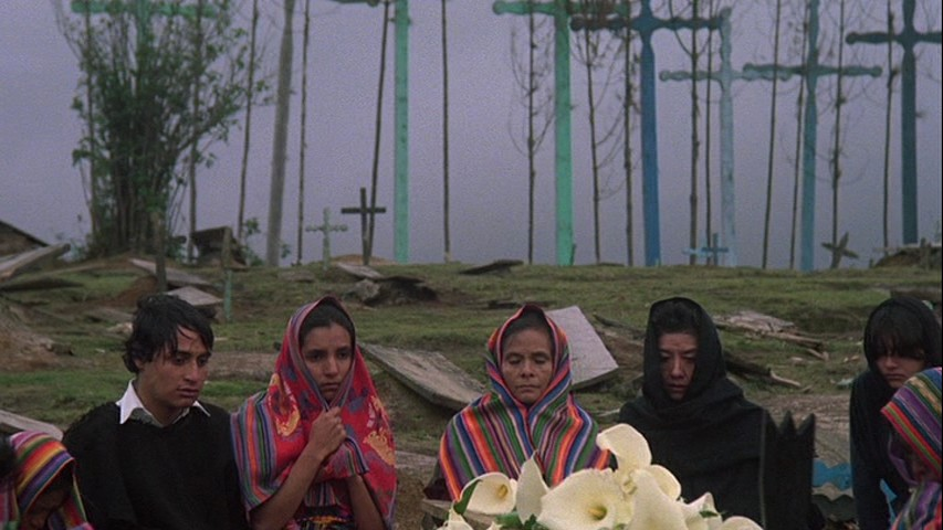 el norte movie essay In the film el norte (1983), enrique and his sister rosa live in the guatemalan town of san pedro, where they live a life different from the typical american enrique and rosa flee from san pedro to avoid mass hysteria brought on by military police force.