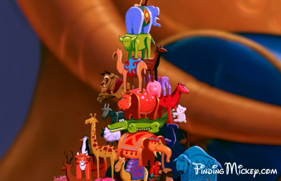 10 cameos de películas de Disney que quizás no sabias [Par