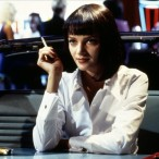 PULP FICTION UMA THURMAN Jack Rabbit Slims