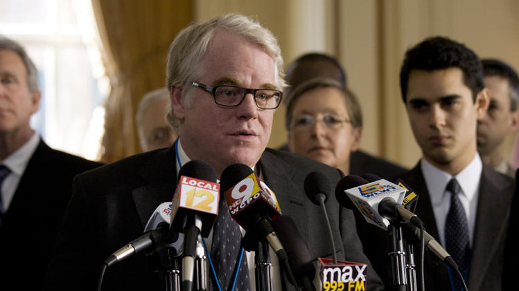 philip seymour hoffman Ides of March