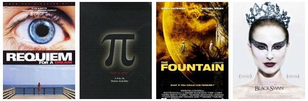 Darren-Aronofsky-films