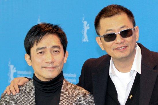 Wong Kar-Wai & Tony Chiu Wai Leung
