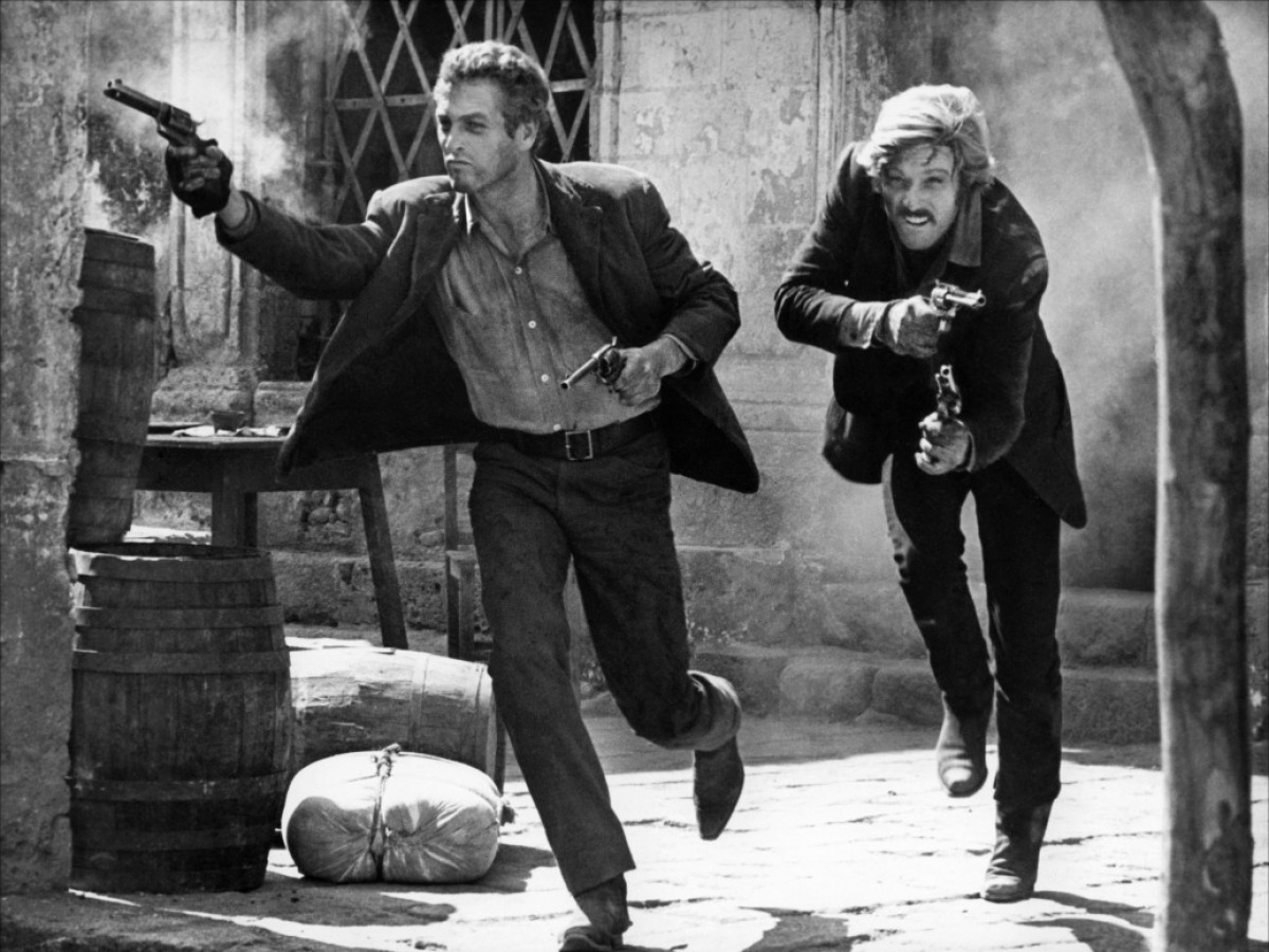 butch cassidy and the sundance kid The real butch cassidy (whose name was actually robert leroy parker) got his nickname because he once worked in a butcher's shop the sundance kid, real name harry alonzo longabaugh, got his nickname because he once was arrested in the wyoming town of sundance.