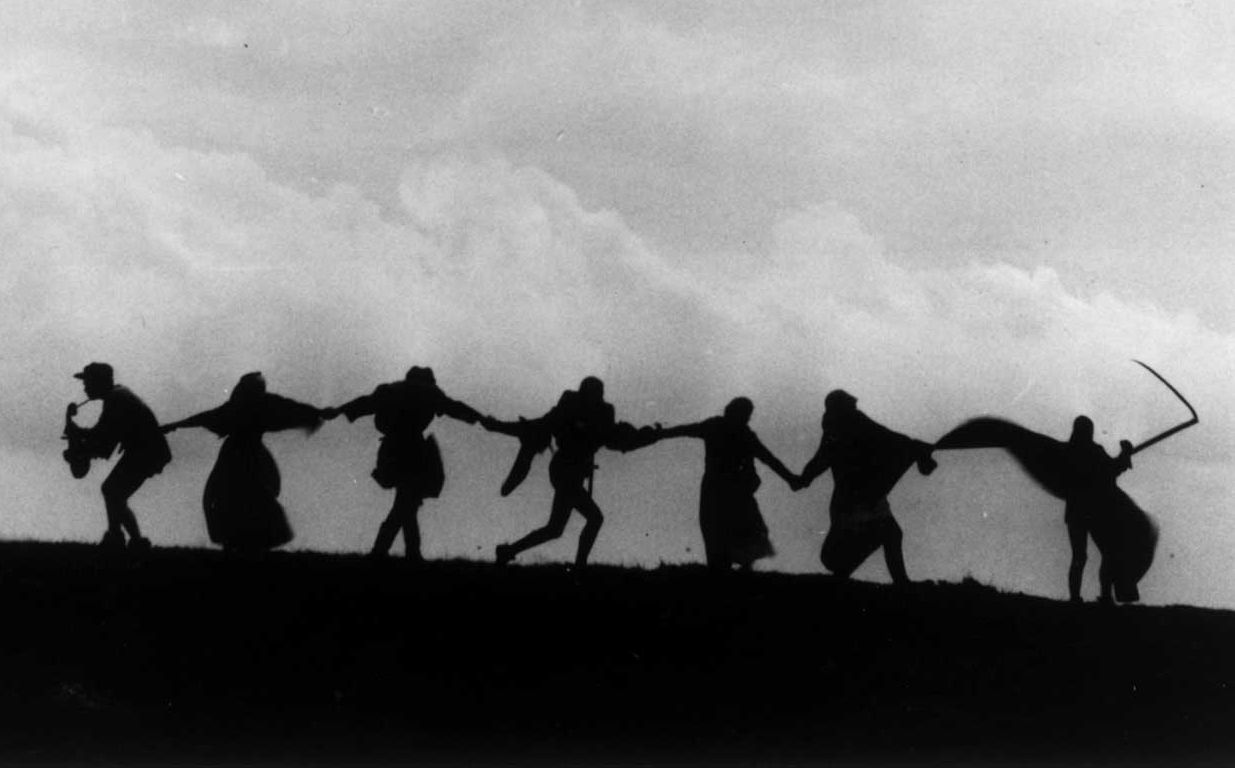 The Seventh Seal film