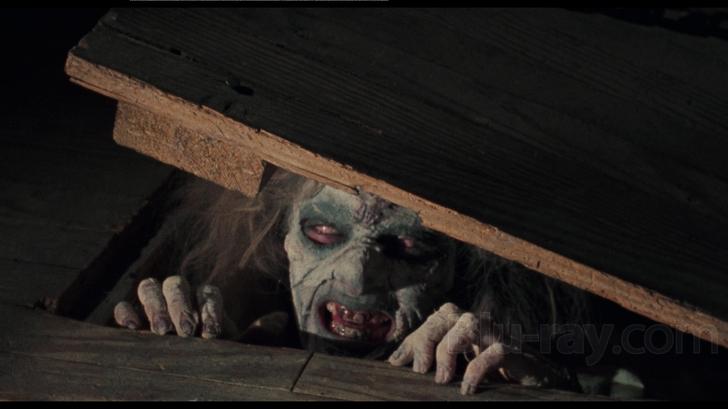 the evil dead basement