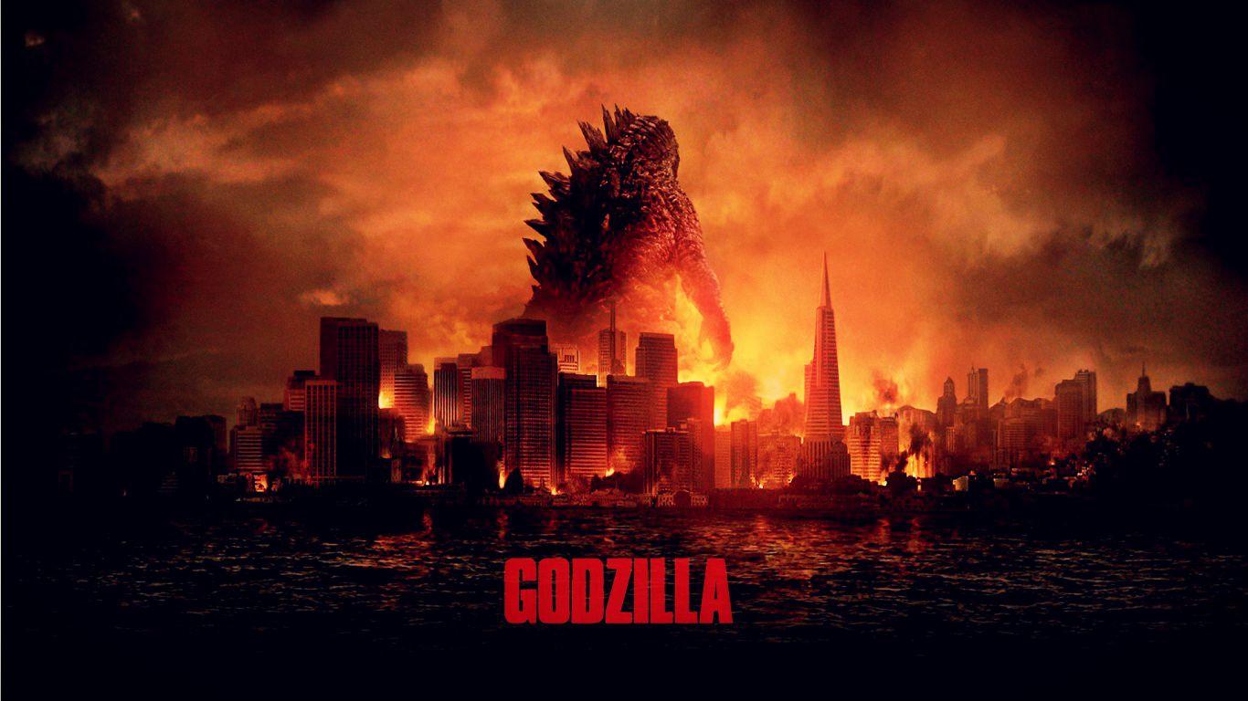 Hasil gambar untuk Godzilla 2014