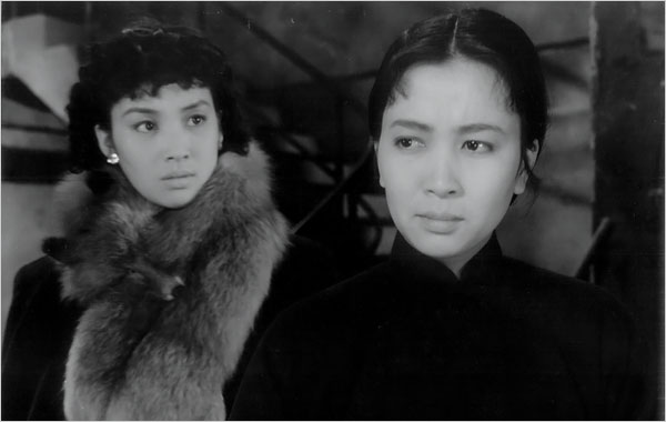 Two Stage Sisters (1965)