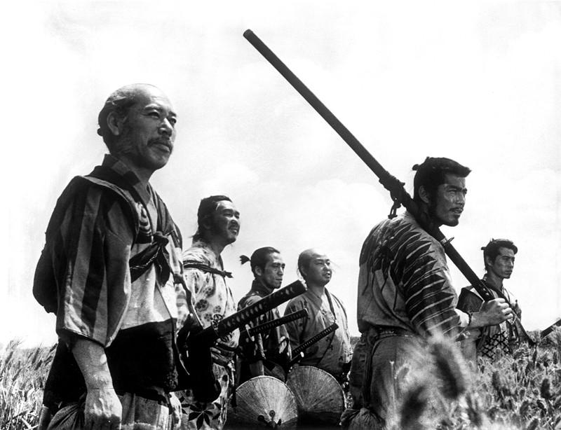 akira-kurosawa-seven-samurai