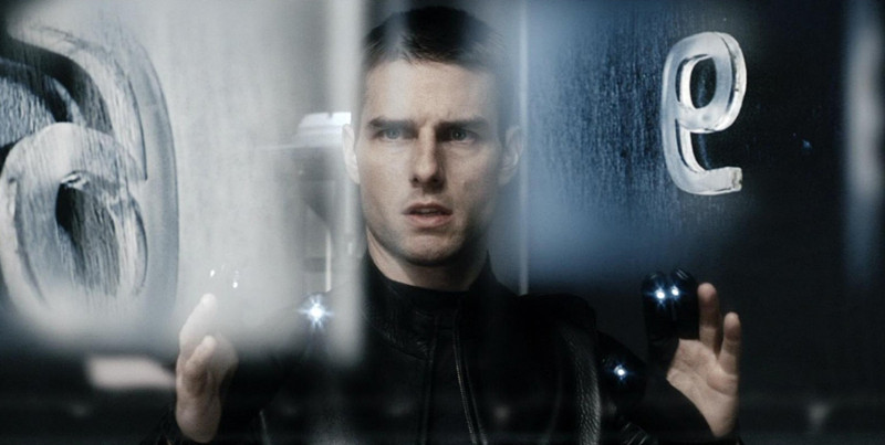 minority report runtime
