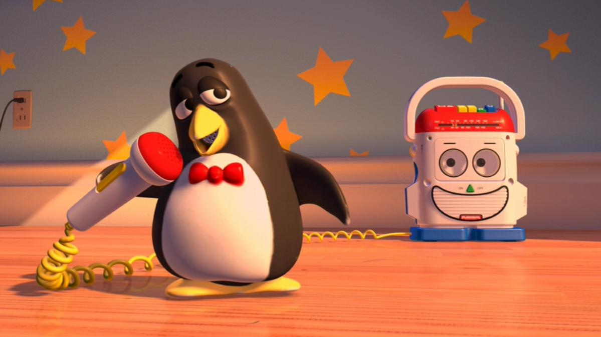 Wheezy, Toy Story 2