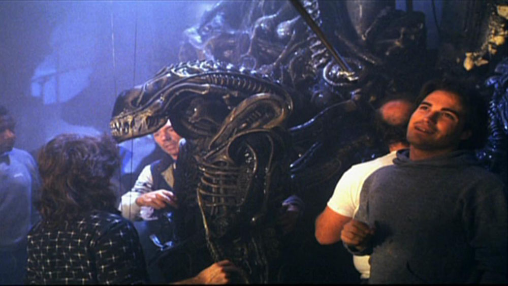aliens practical effects