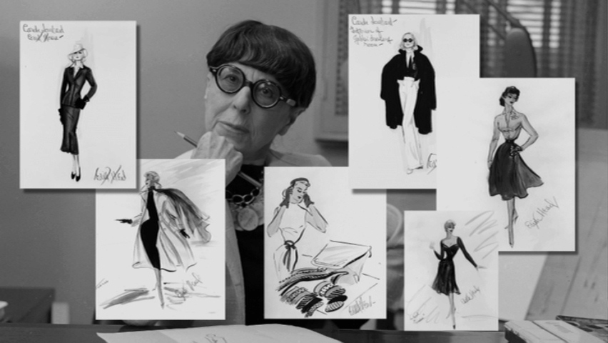 Hitchcock S Fashion Designer