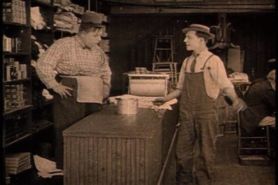 Butcher Boy (1917)