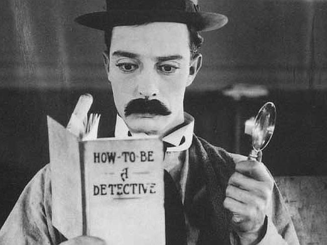 Sherlock Jr (1923)