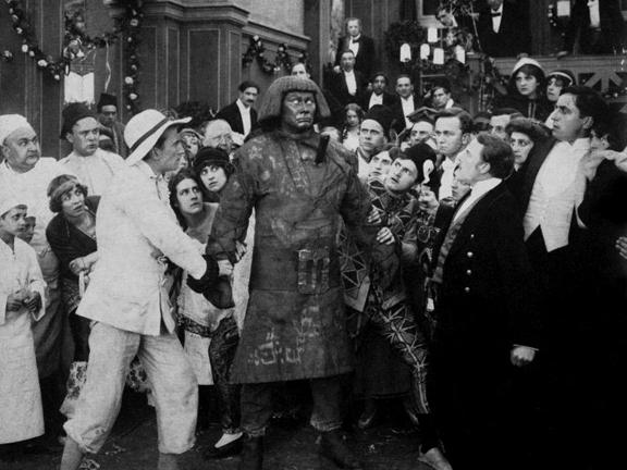The Golem (1915)