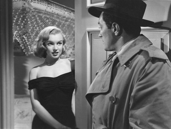 asphalt jungle marilyn monroe