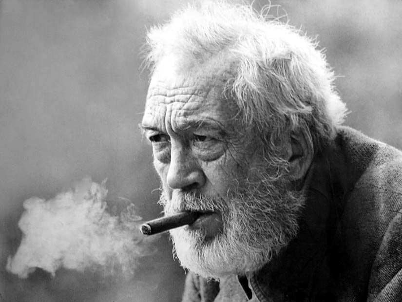 john huston richard harris