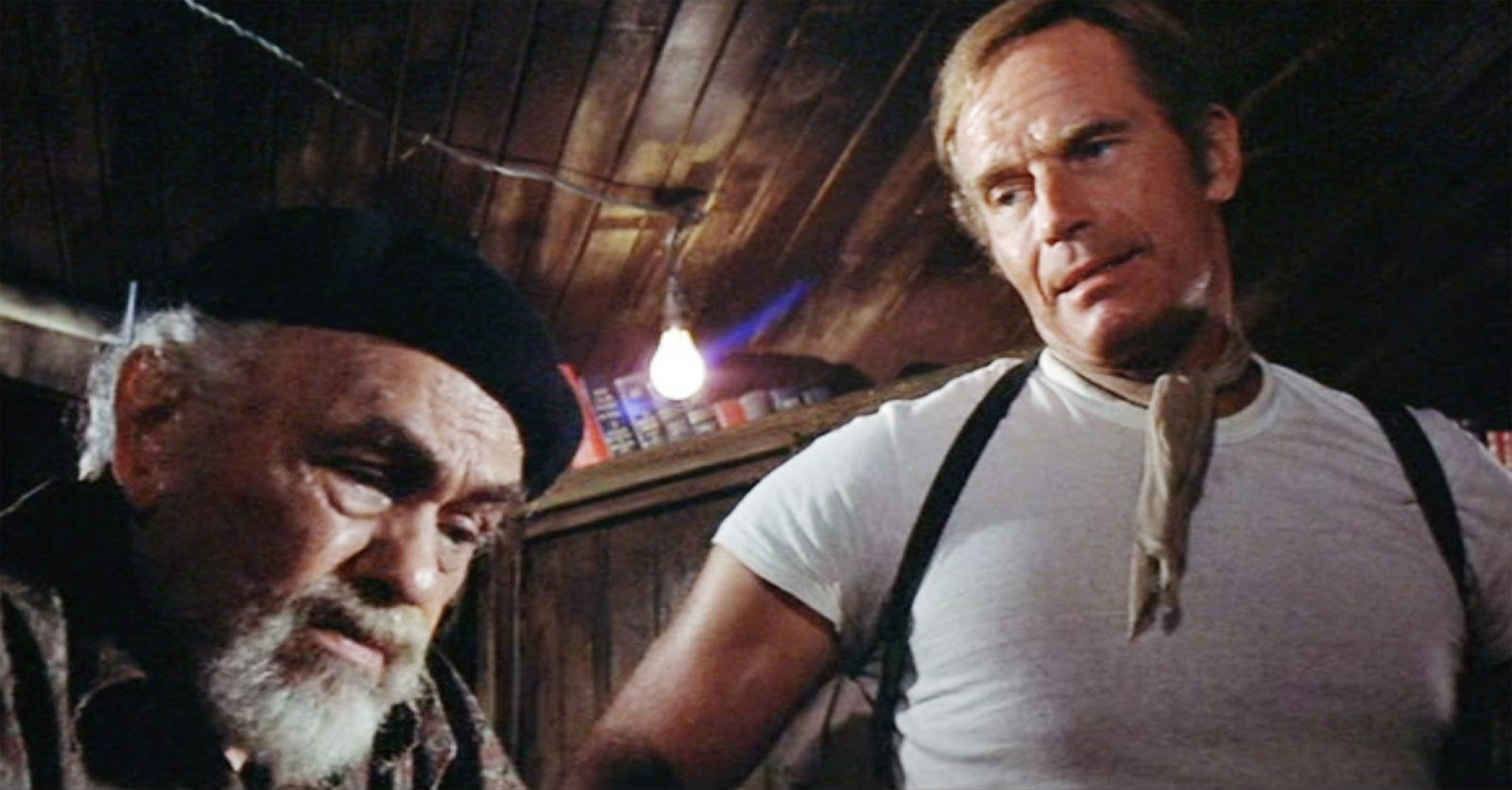 The 15 best final films of legendary hollywood actors for Soylent green