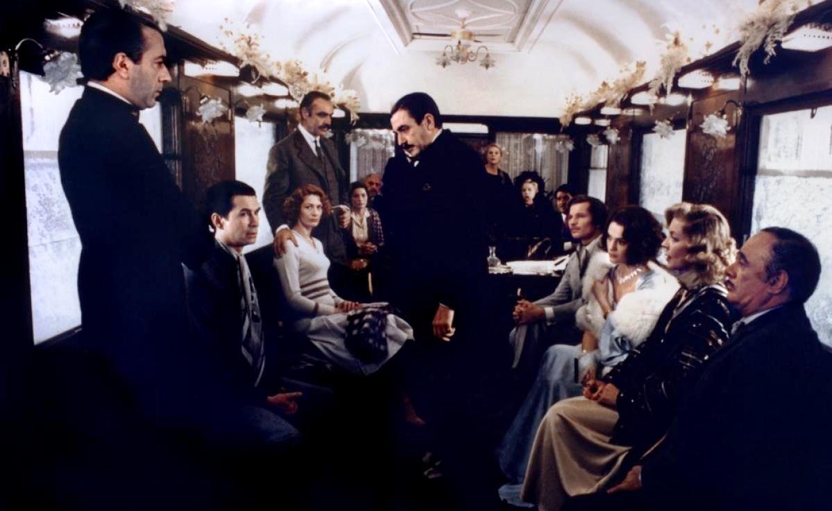 Murder On The Orient Express 1974