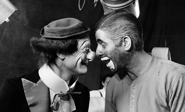 The Day the Clown Cried (Jerry Lewis)