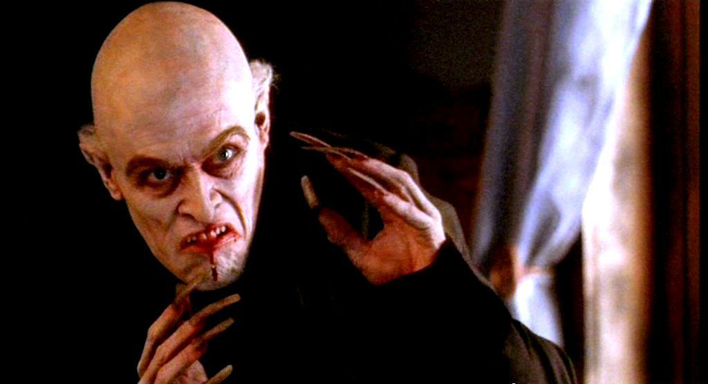 Willem Dafoe as Max Schreck