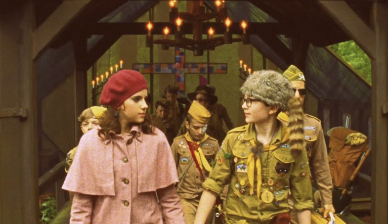 wes anderson love
