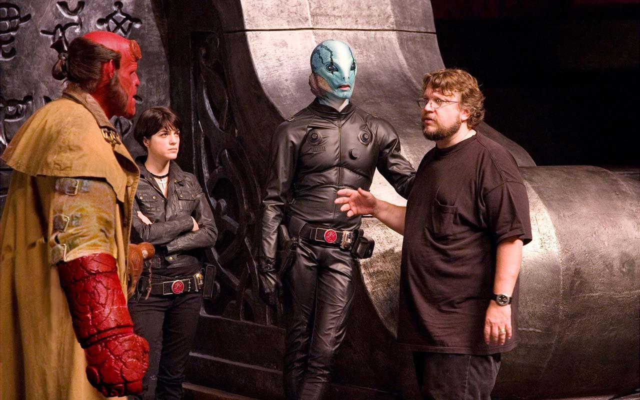 Guillermo Del Toro films