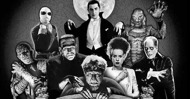 Image result for universal horror movies