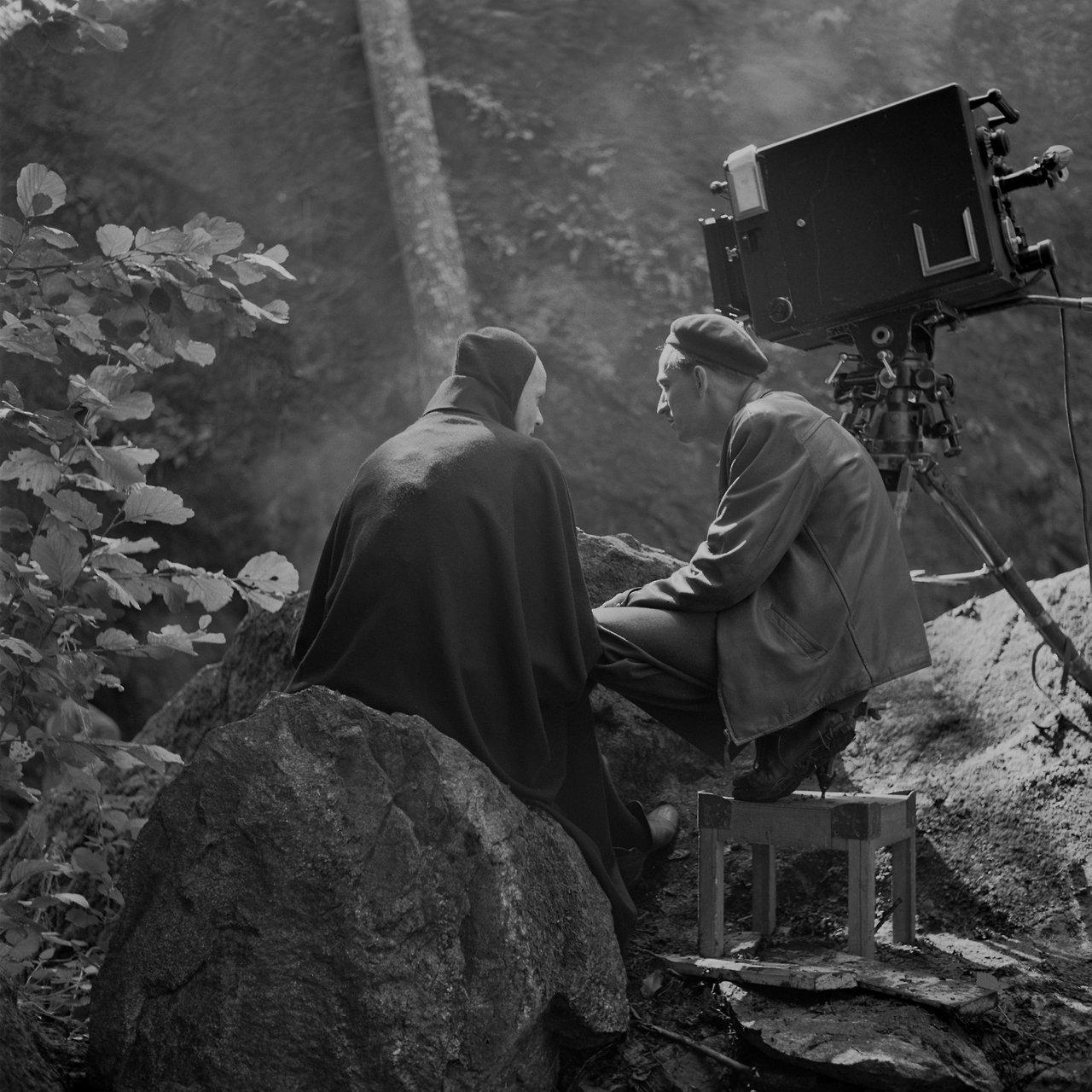 Bergman directing