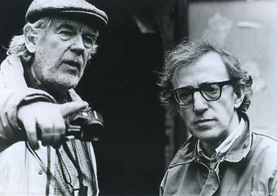 Sven Nykvist Woody Allen