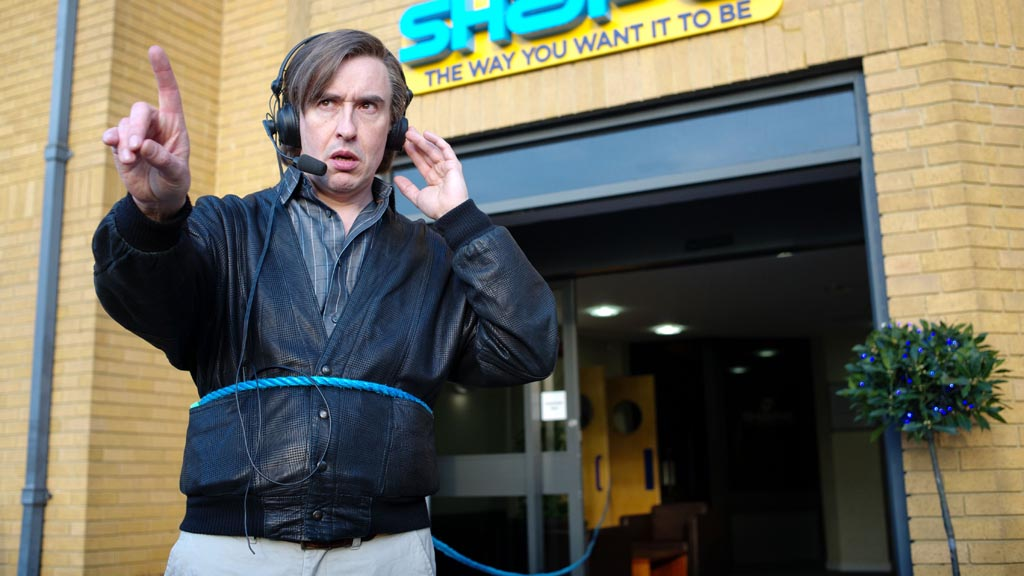 Alan Partridge Alpha Papa (2013)