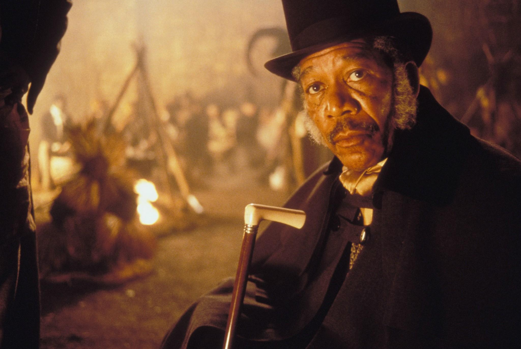 the 10 best morgan freeman movies you need to watch « taste of